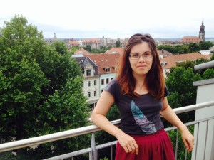 Frau Alexandra Ciubotaru