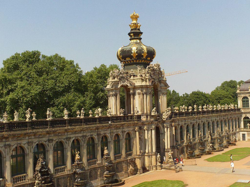 Offentliche Stadtfuhrung Dresden Mit Besichtigung Frauenkirche