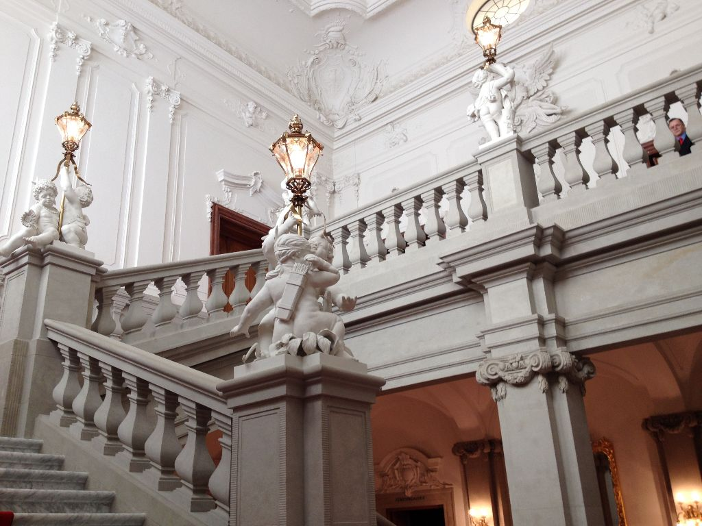 Treppen Dresden residenzschloss dresden die englische treppe erlebnistouren