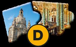 Tagesprogramm D Glanzlichter Dresdens: Stadtrundgang und Semperoperführung