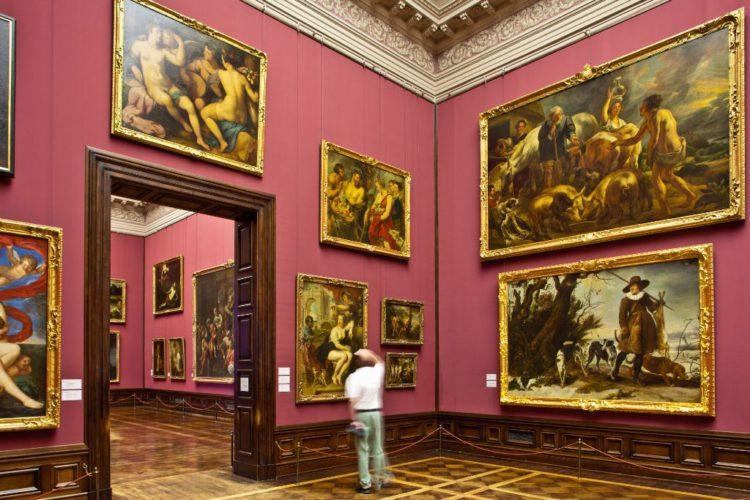 Gemäldegalerie Alte Meister, © Staatliche Kunstsammlungen Dresden