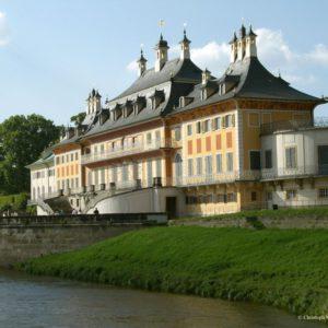 Pillnitz Wasserpalais © Christoph Münch - DML Lizenz