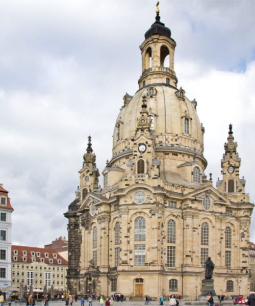 Frauenkirche - © Susann Städter - DML Lizenz