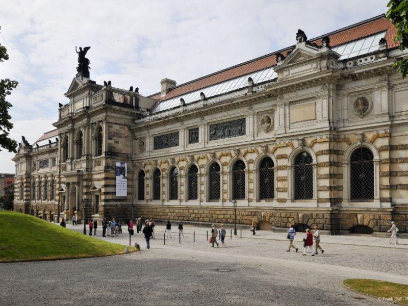 Albertinum Dresden © Frank Exß - DML Lizenz