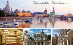 Dresden und seine berühmte Sehenswürdigkeiten mit uns erleben!