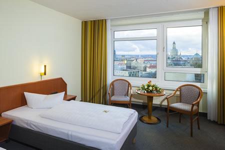 Terrassenufer Zimmer © Hotel am Terassenufer