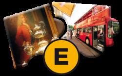 Programm E - Kombination Führung Neues Grünes Gewölbe mit Stadtrundfahrt Dresden