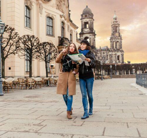 Auftakt - Stadtführung Dresden – Ankommen & Orientieren