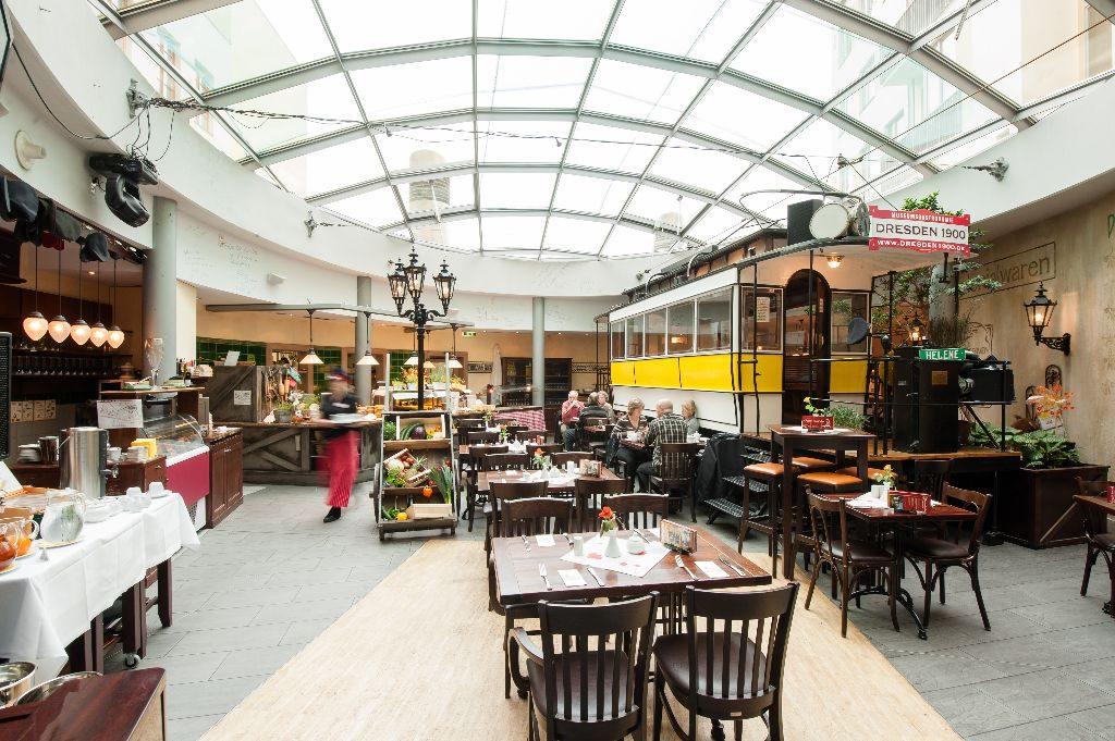 Restaurant Dresden1900