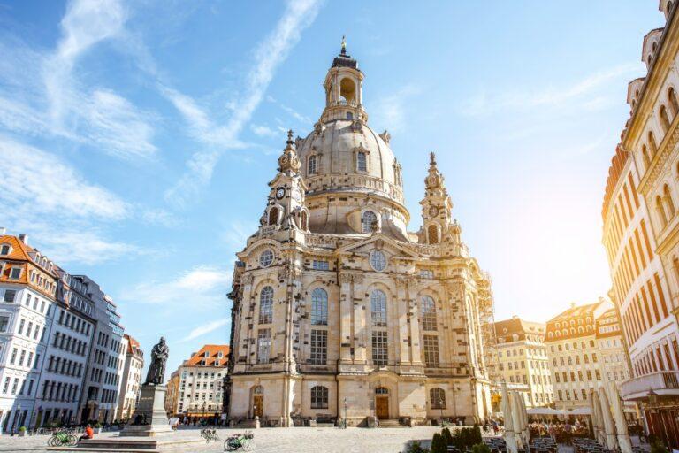 Historische Altstadt Dresden | Stadtspaziergang an der Frauenkirche