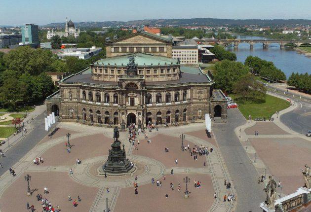 Besichtigung Semperoper Dresden | Erlebnistouren Dresden Renger