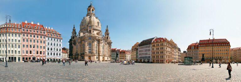 Stadtrundgang Neumarkt | Gruppenführungen in Dresden