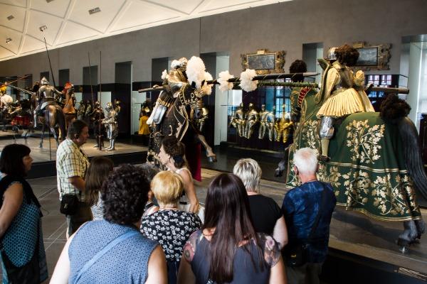 Ausstellung & Innenbesichtigung Residenzschloss Dresden   Gruppenführung