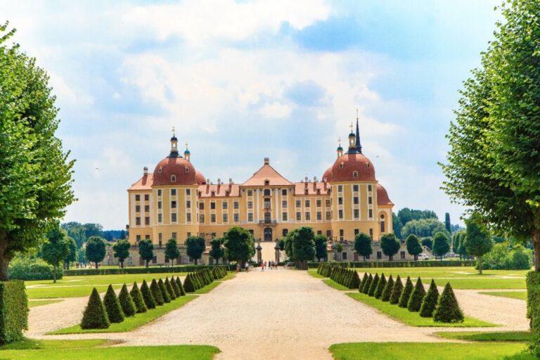 Besichtigung Schloss Moritzburg | Führungen im Umland