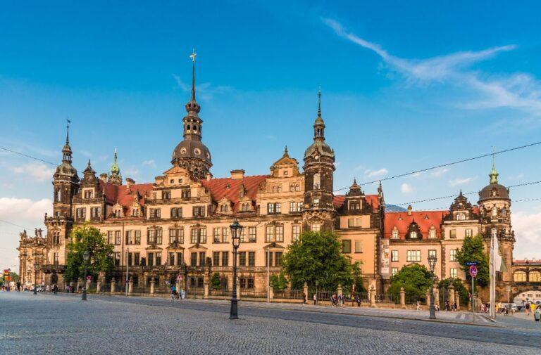 Öffentliche Führungen Dresden   Residenzschloss