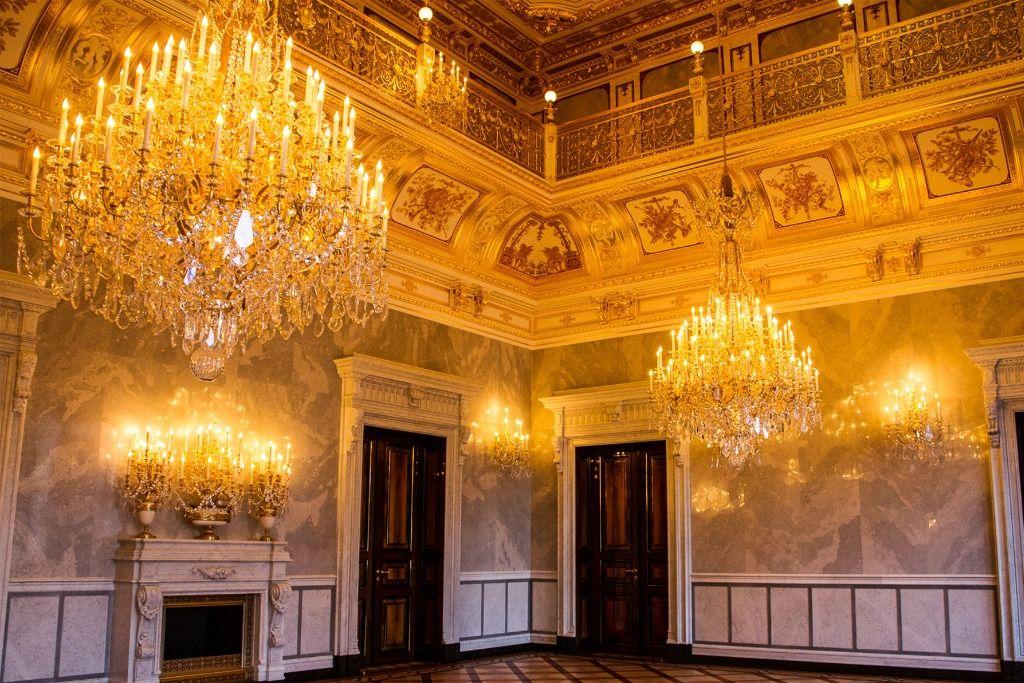 Kleiner Ballsaal im Residenzschloss Dresden