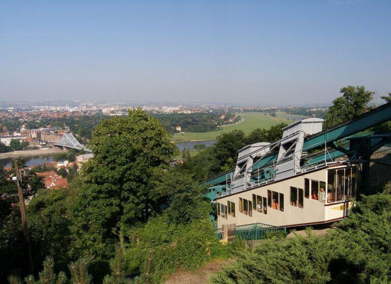 Schwebebahn Dresden | Ergänzungsbausteine zubuchbar für Stadtführungen