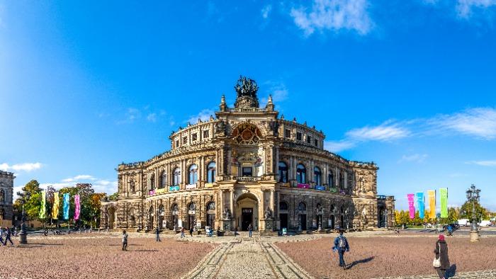 Stadtrundgang Semperoper Dresden | Öffentliche Führungen