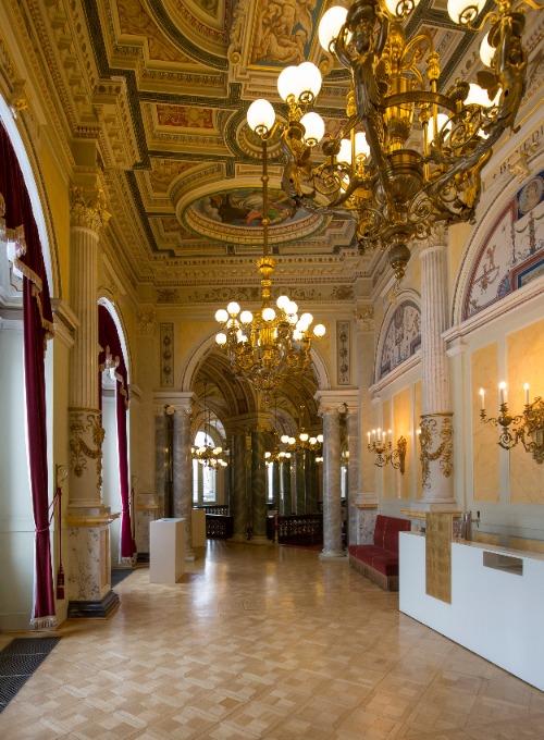 Semperoper von Innen | Besichtigung Dresden | Grünes Gewölbe