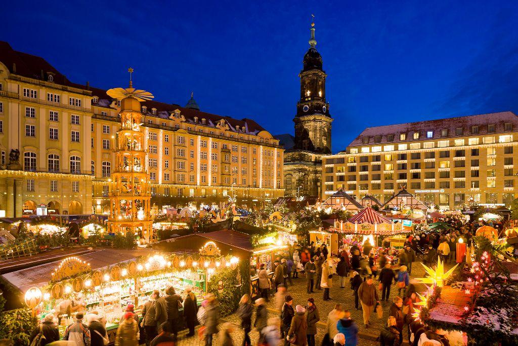 Striezelmarkt Dresden | Weihnachtsfeier | Sonderprogramme Gruppenangebote