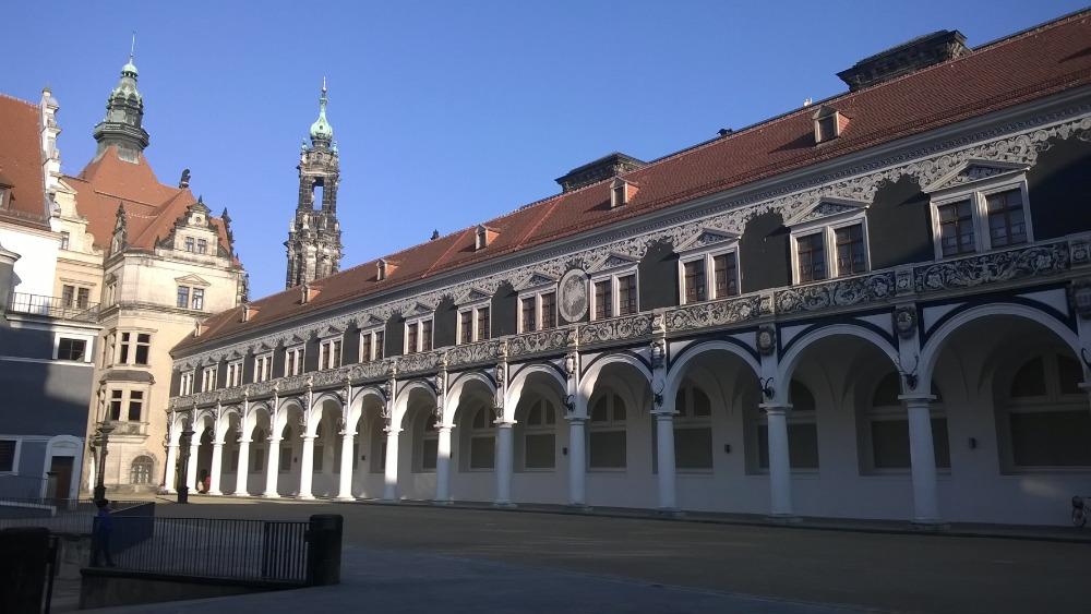 Besichtigung Stallhof Dresden | Öffentliche Führungen