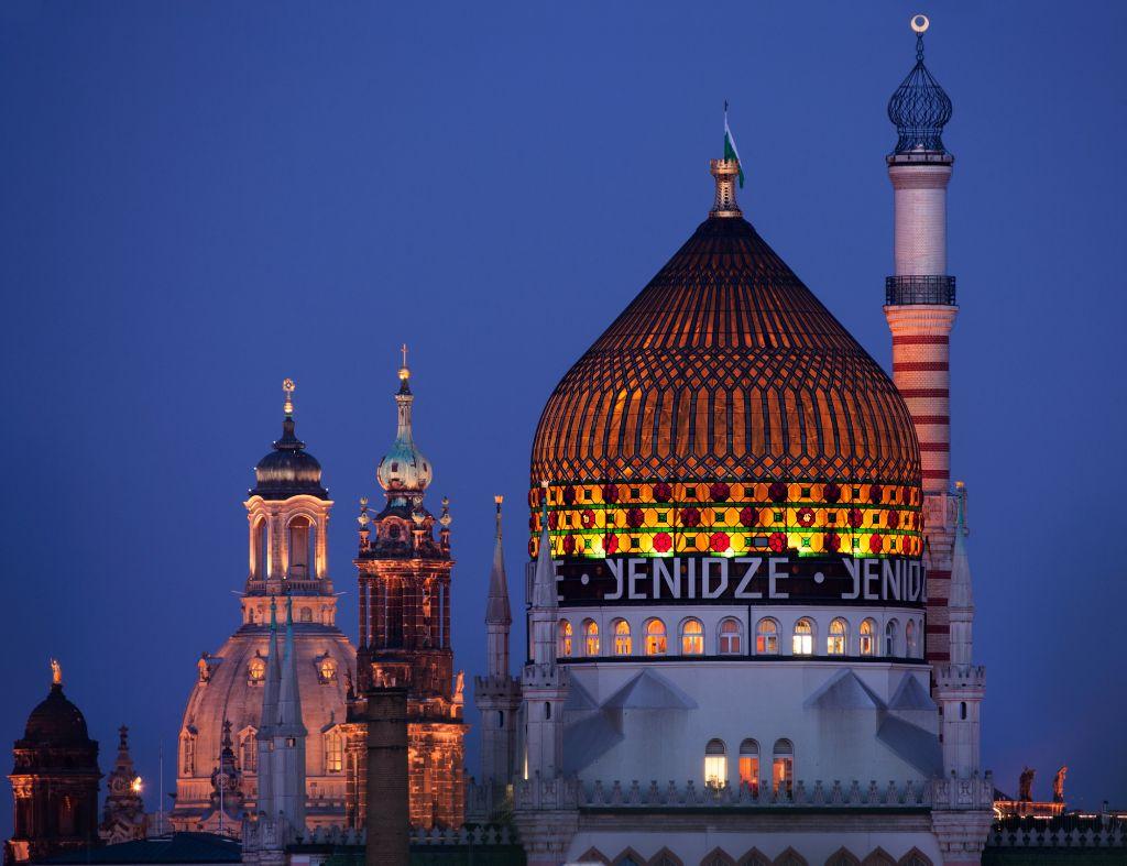 Stadtrundgang an der Yenidze | Gruppenangebote in Dresden | Galeriebild